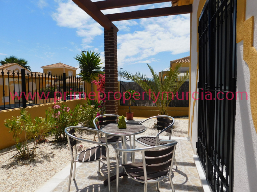 Mazarron Country Club Detached Villa For sale 149000 €