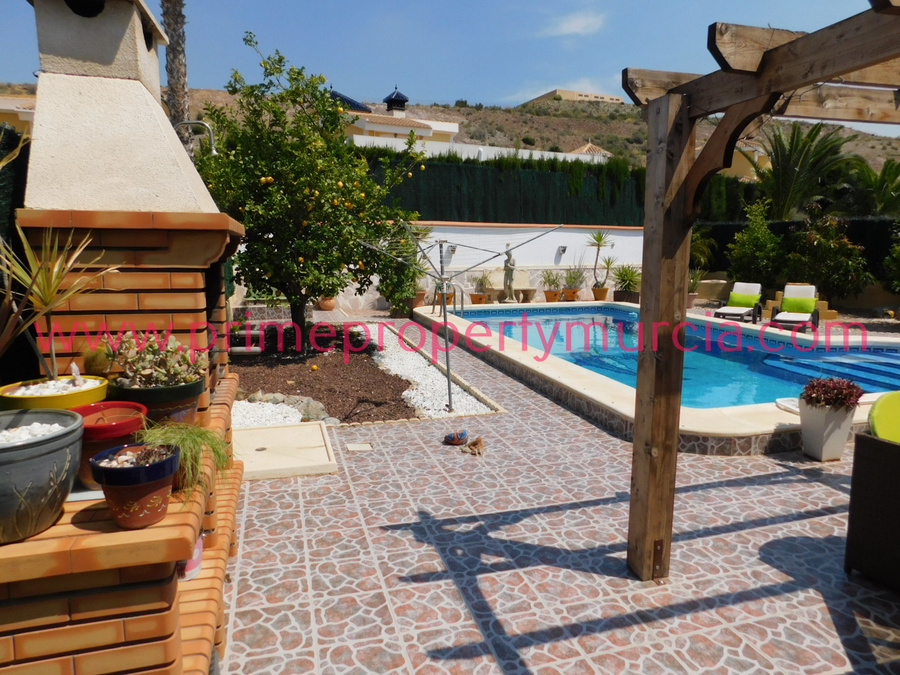 Mazarron Country Club Detached Villa For sale 179995 €