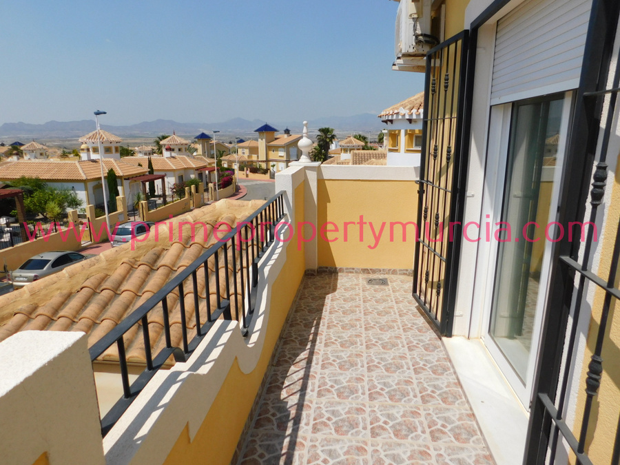 Mazarron Country Club Detached Villa 3 Bedroom