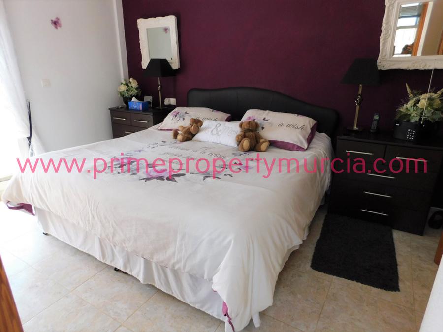 3 Bedroom Detached Villa Mazarron Country Club