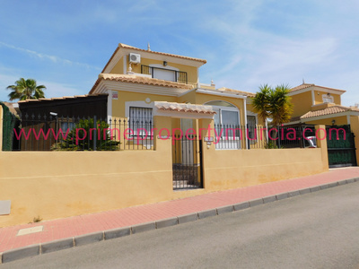 1714: Detached Villa in Mazarron Country Club
