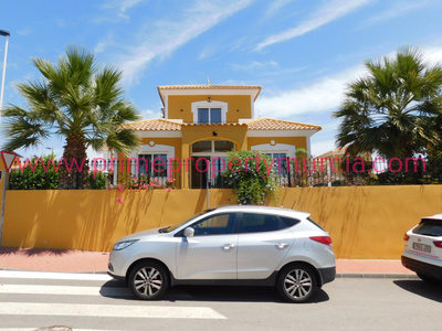 Ref:1719 Detached Villa For Sale in Mazarron Country Club