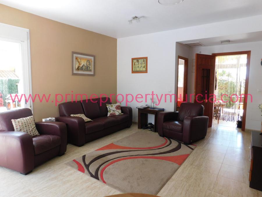 Mazarron Country Club Murcia Detached Villa 182500 €