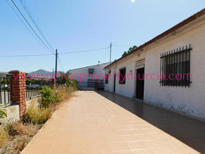 Ref:1722 Country House For Sale in Mazarron