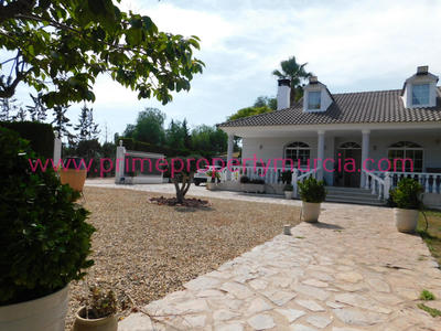 Ref:1721 Detached Villa For Sale in Totana