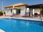 1720: Detached Villa for sale in Mazarron Country Club