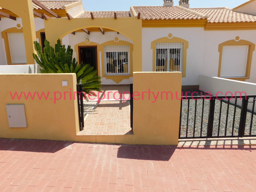 Mazarron Country Club Murcia Terraced House 109995 €