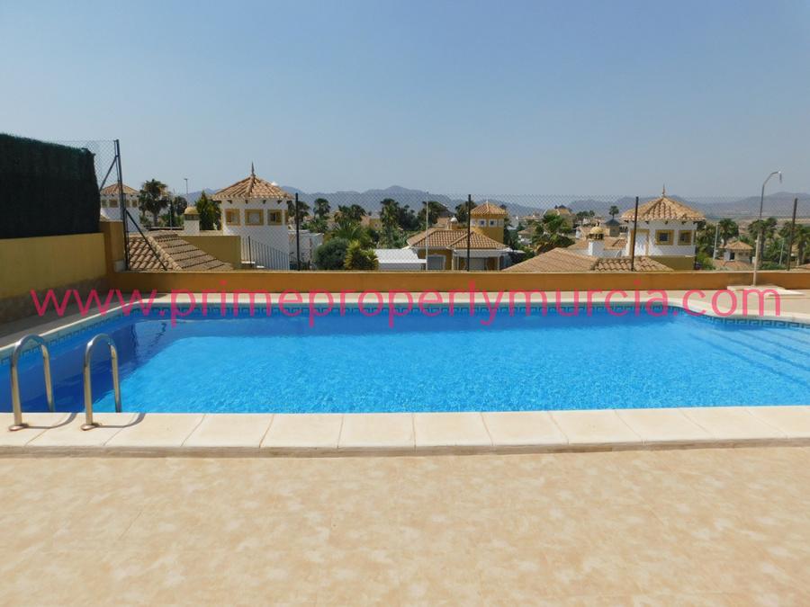 Mazarron Country Club Murcia Detached Villa 239000 €