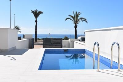 Ref:B2001 Apartment For Sale in Puerto de Mazarron
