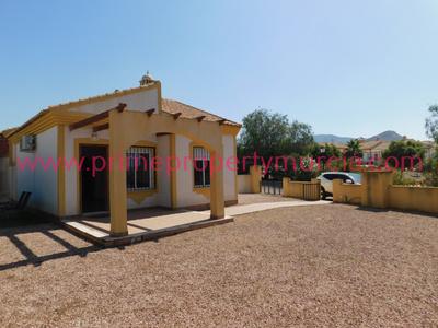 Ref:1726 Detached Villa For Sale in Mazarron Country Club