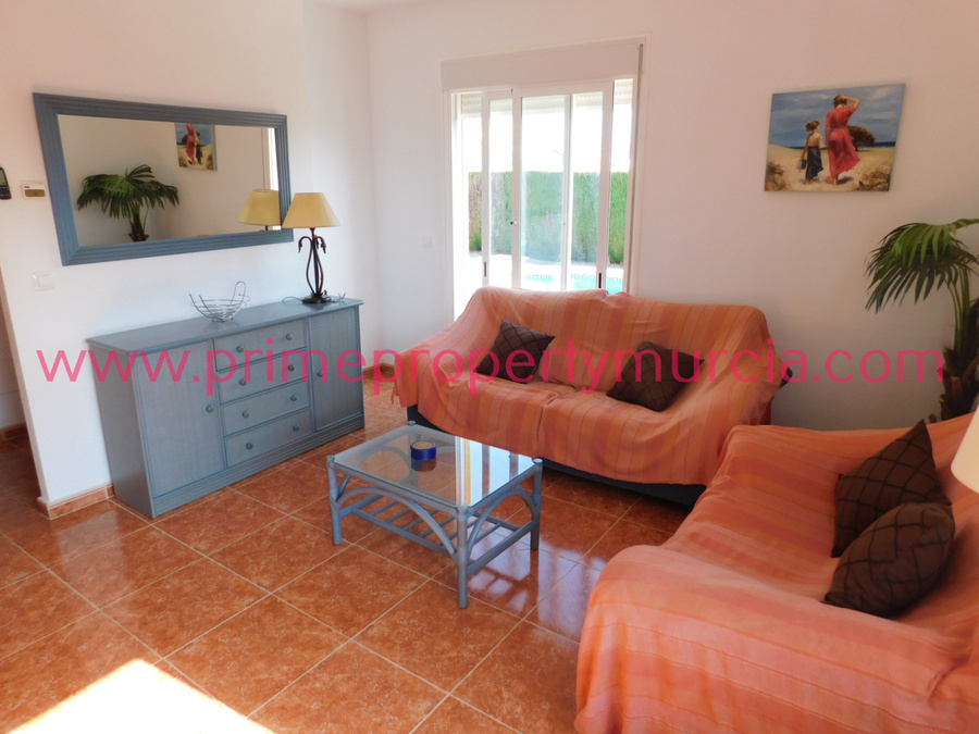 Mazarron Country Club Murcia Detached Villa 135000 €