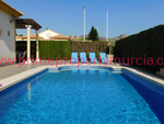 1736: Detached Villa for sale in Mazarron Country Club