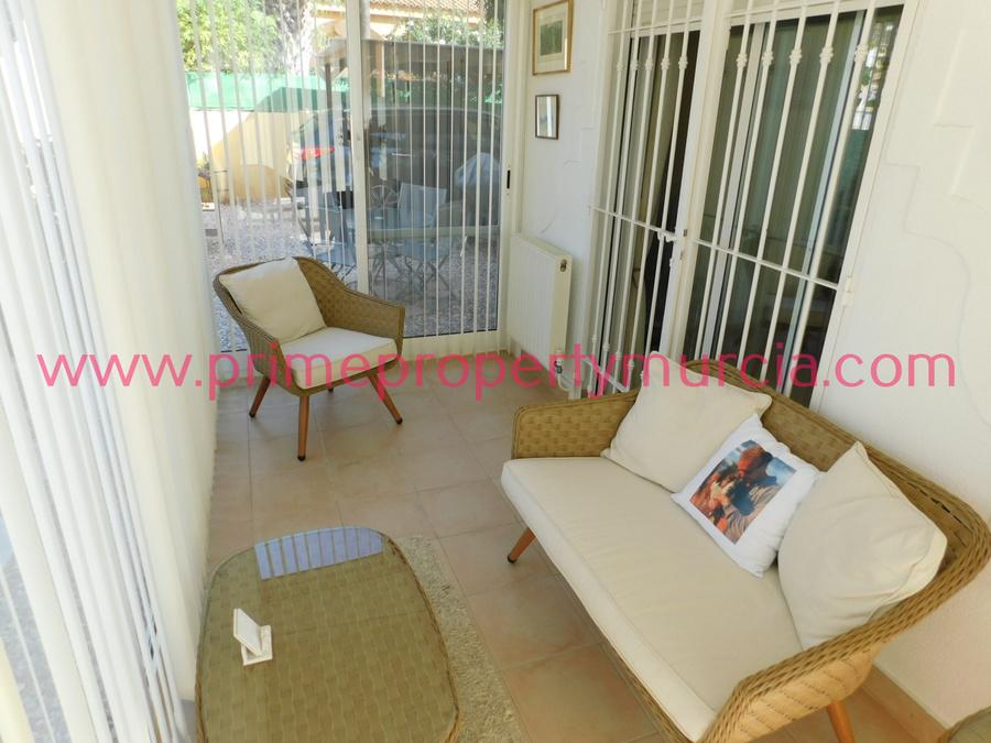 Detached Villa 2 Bedroom Mazarron Country Club