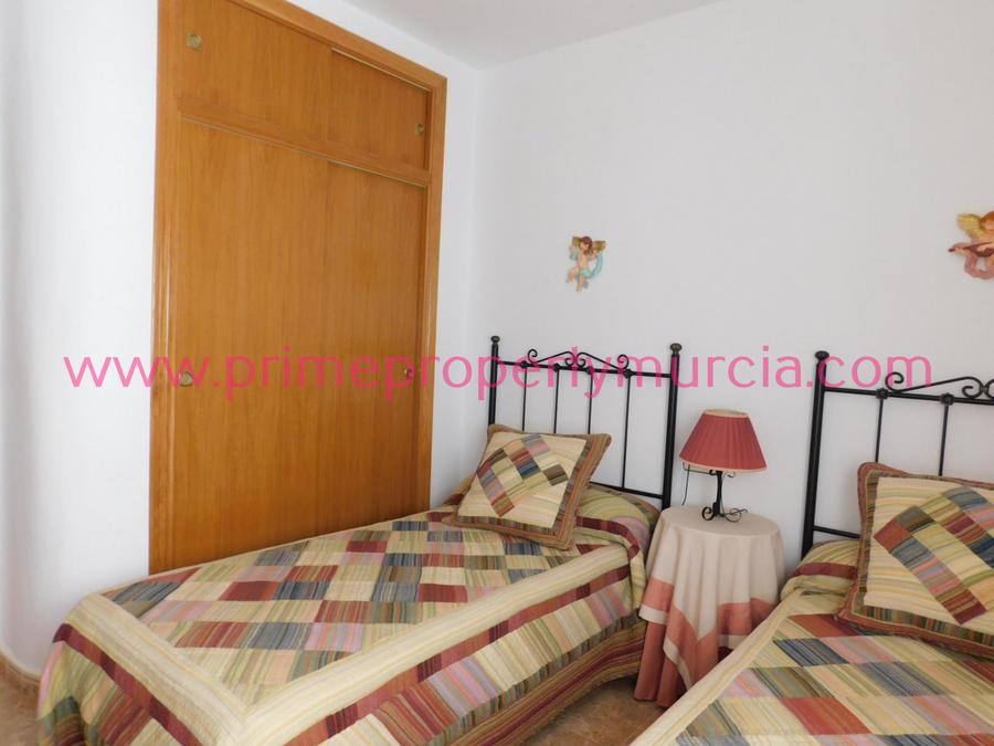 Duplex Puerto de Mazarron 4 Bedroom