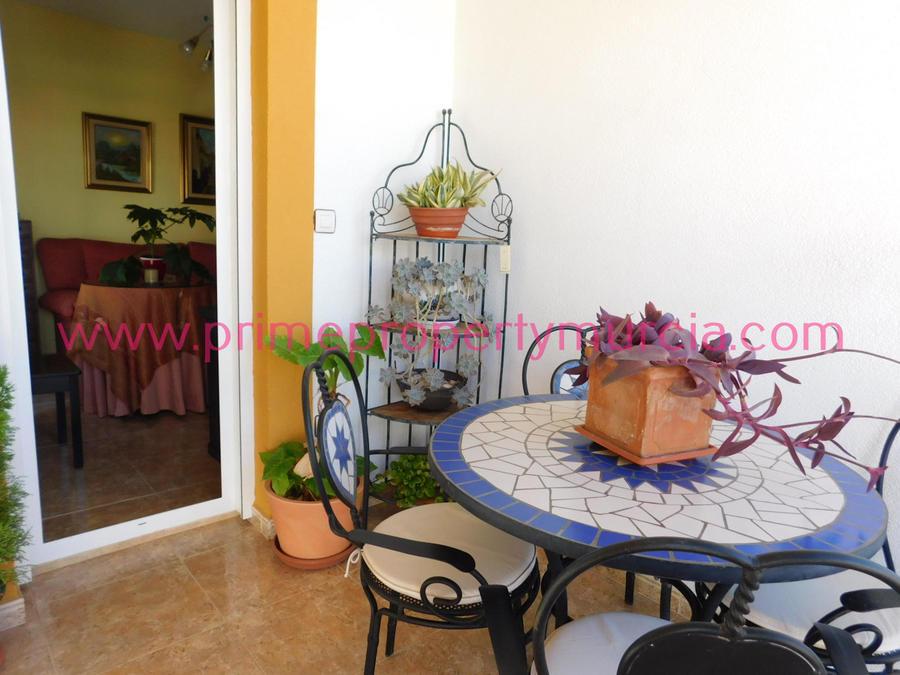 4 Bedroom Duplex Puerto de Mazarron