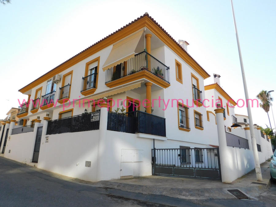 Duplex For sale Puerto de Mazarron