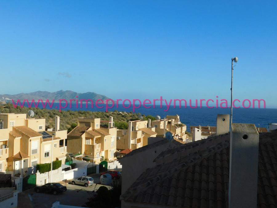 1753: Terraced House for sale in Puerto de Mazarron
