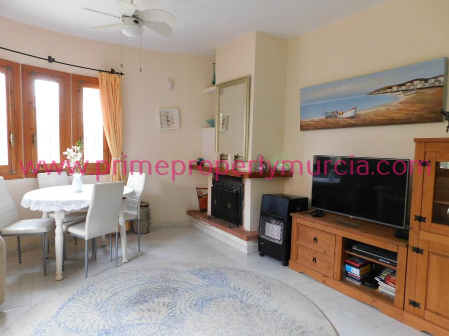 Bolnuevo 3 Bedroom Detached Villa