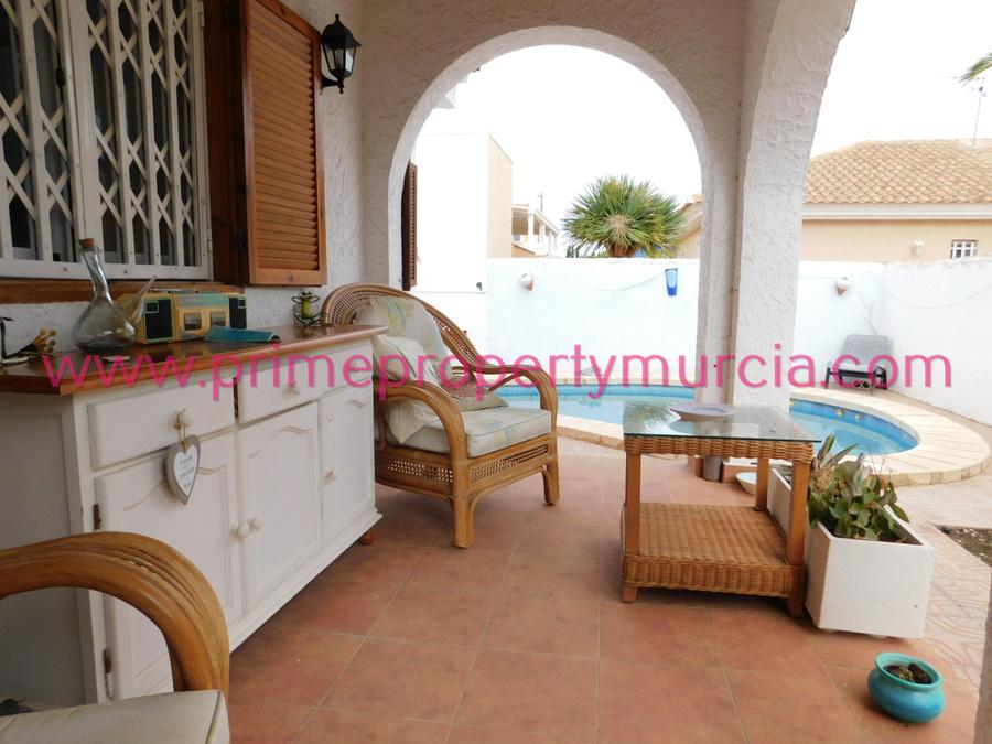 Bolnuevo Murcia Detached Villa 169950 €