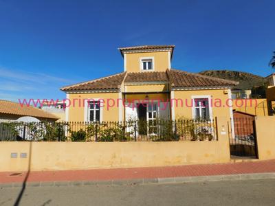Ref:1758 Detached Villa For Sale in Mazarron Country Club