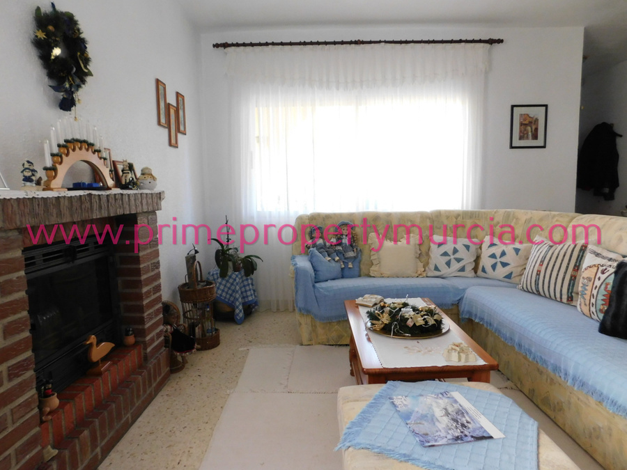 2 Bedroom Bolnuevo Semi Detached Villa