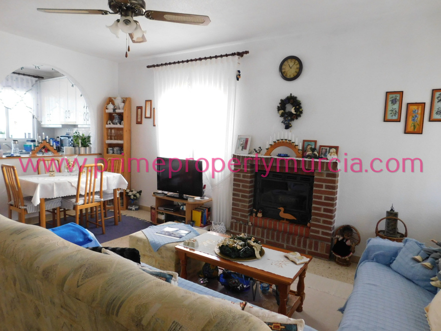 Bolnuevo 2 Bedroom Semi Detached Villa