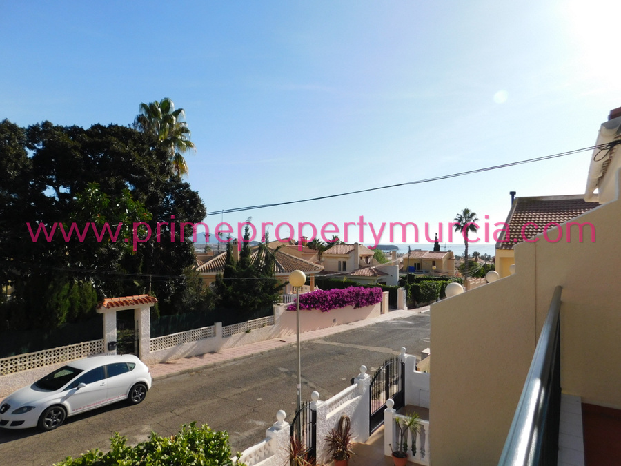 Bolnuevo Semi Detached Villa Murcia
