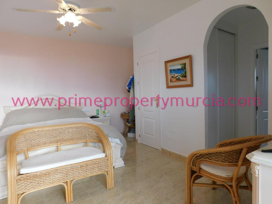 Detached Villa Bolnuevo 3 Bedroom