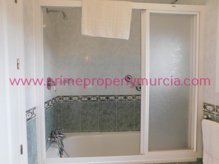 Detached Villa Bolnuevo Murcia