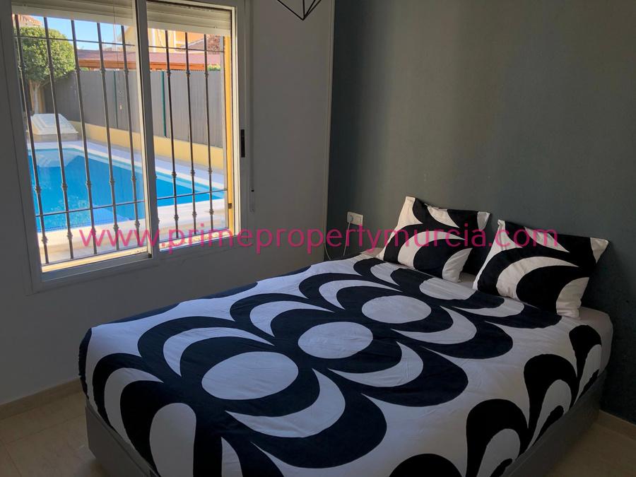 Mazarron Country Club Detached Villa 2 Bedroom