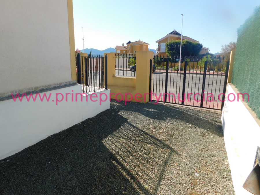 1762: Detached Villa for sale in Mazarron Country Club