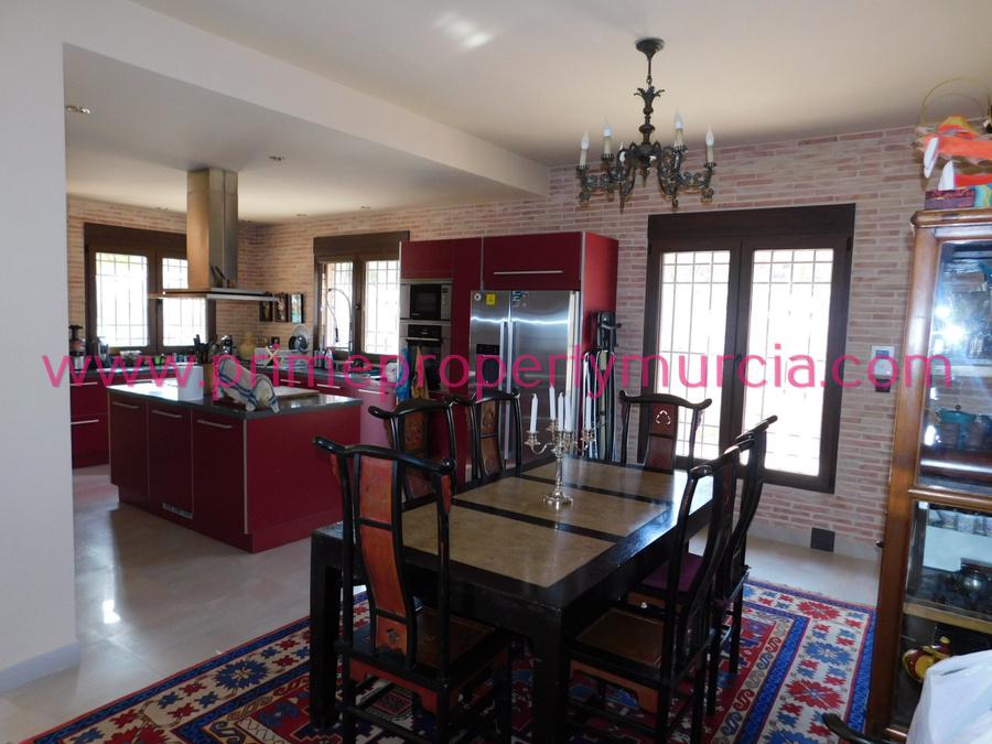 Murcia Detached Villa Totana