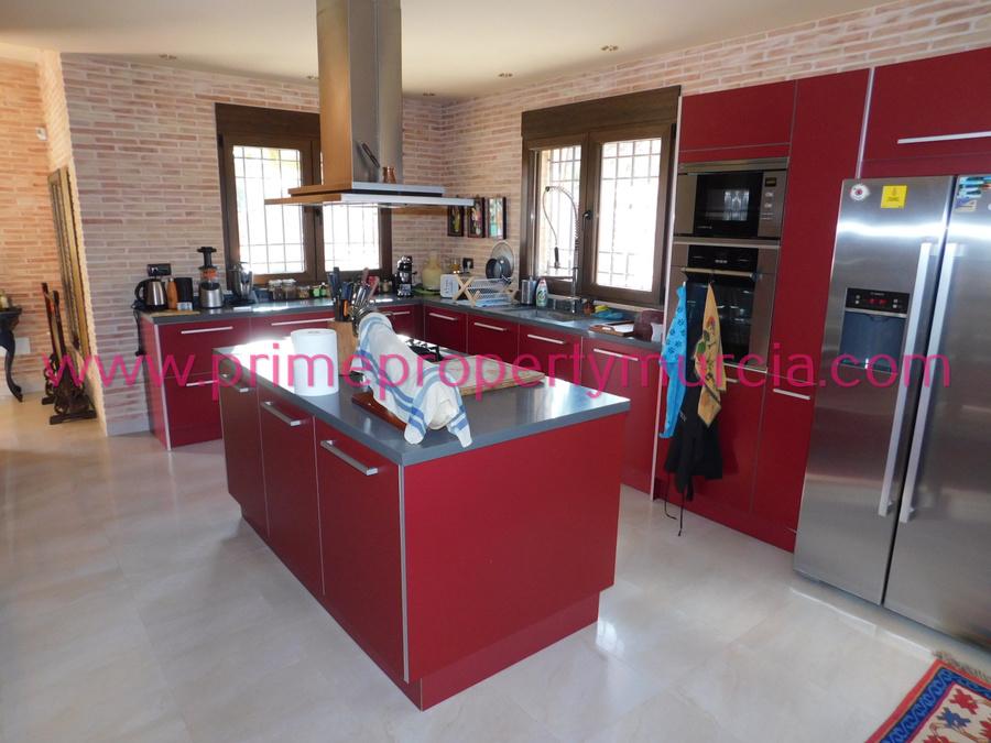Totana Detached Villa For sale 399950 €