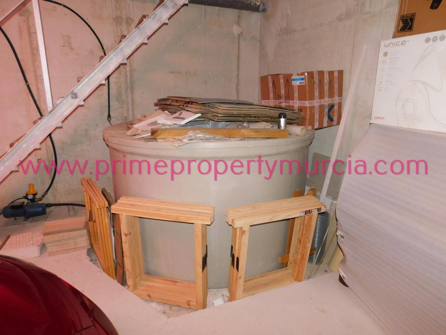 Detached Villa Totana 3 Bedroom