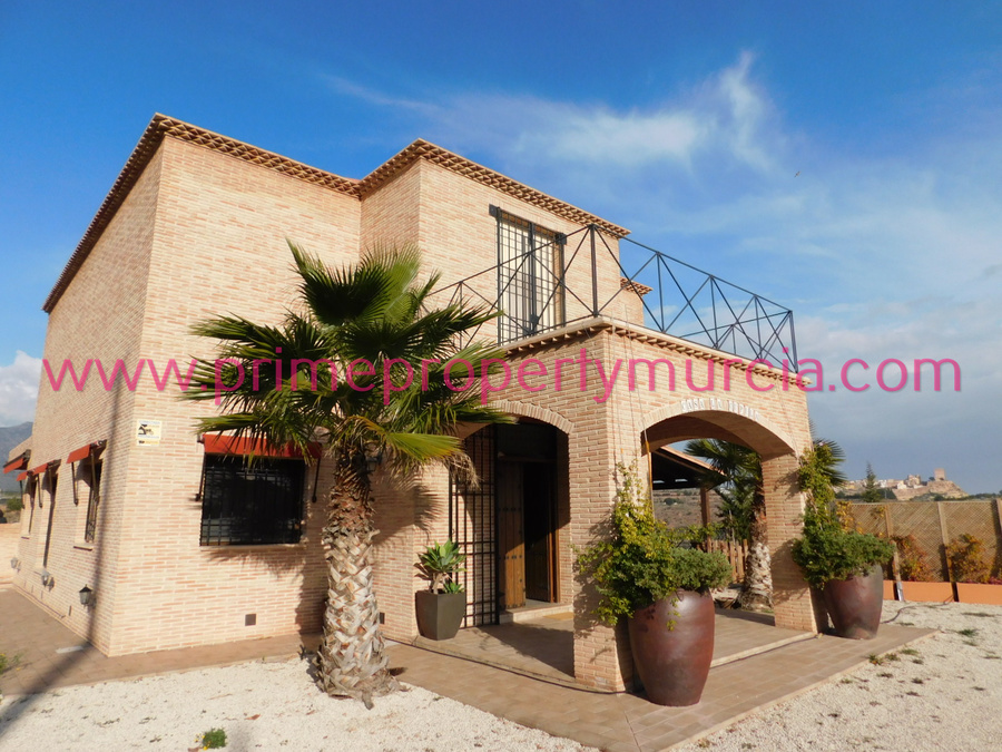Detached Villa Totana Murcia