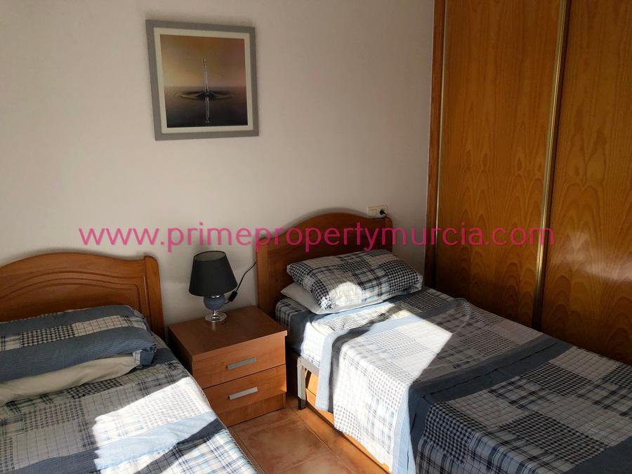 Semi Detached Villa Mazarron Country Club 3 Bedroom