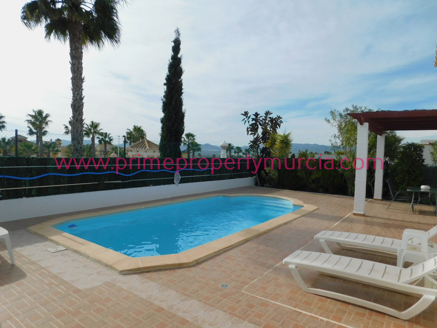 Mazarron Country Club Murcia Detached Villa 144995 €