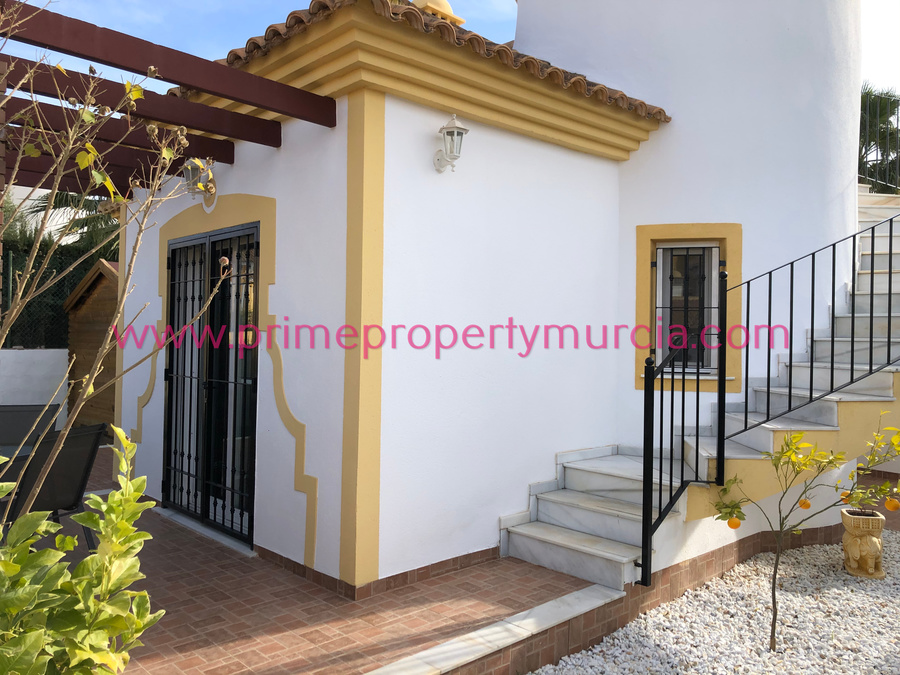 Detached Villa Mazarron Country Club Murcia