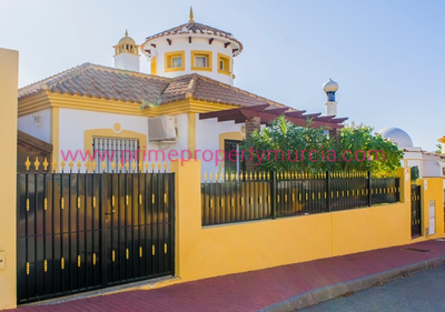 Ref:1776 Detached Villa For Sale in Mazarron Country Club