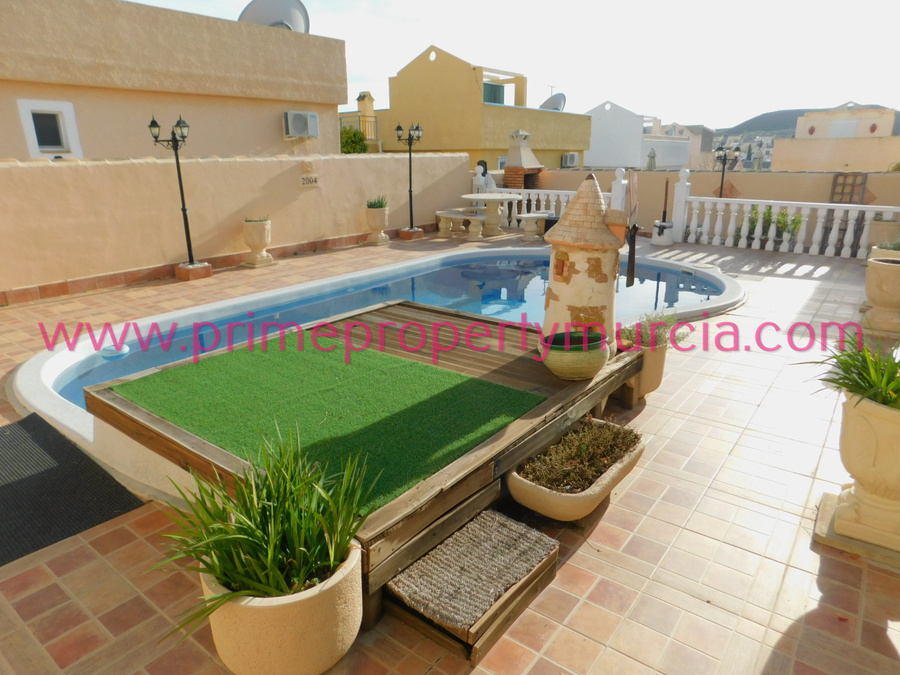 For sale Detached Villa Mazarron