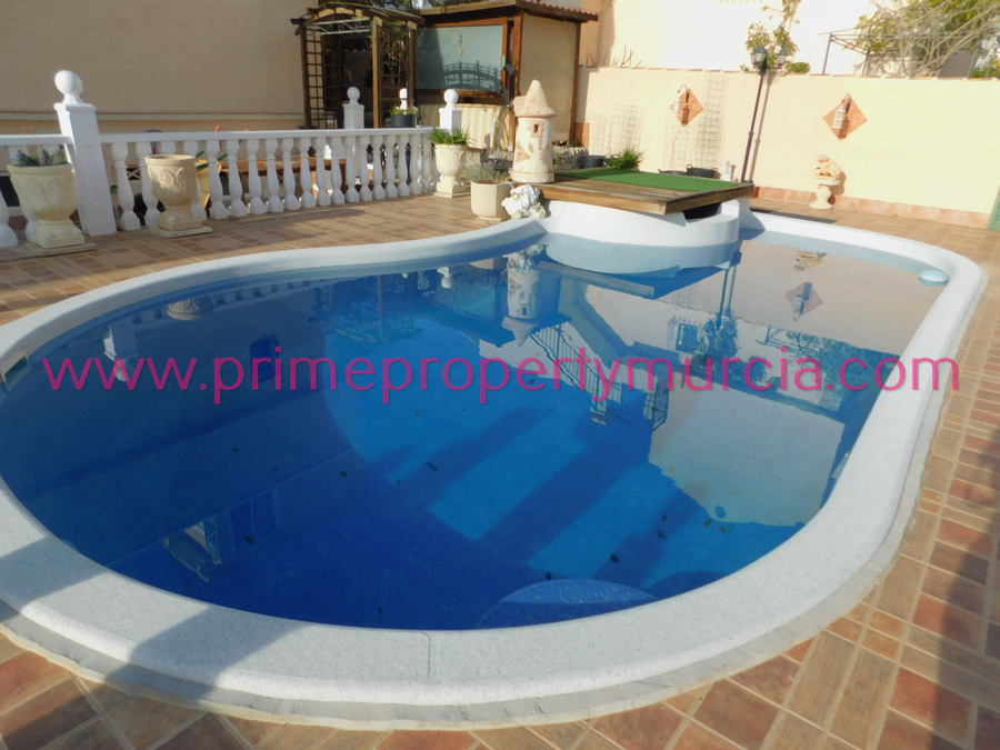 For sale Mazarron Detached Villa