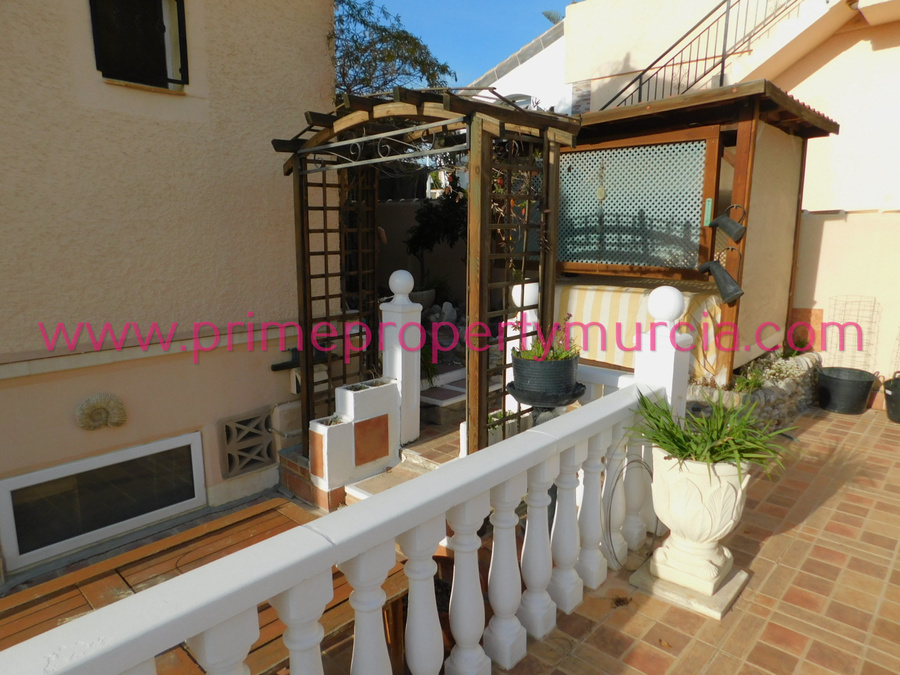 3 Bedroom Mazarron Detached Villa