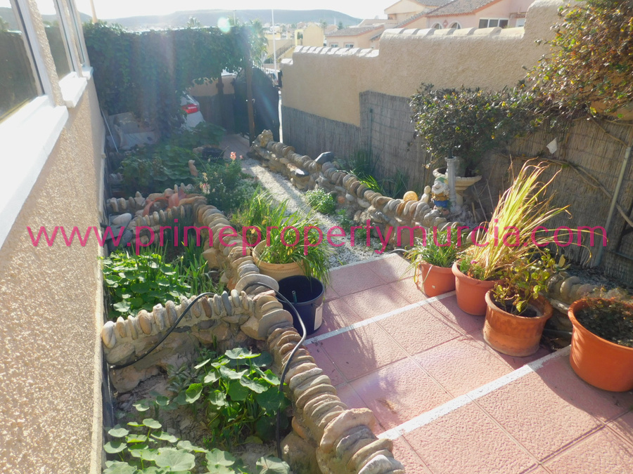 Detached Villa Mazarron 3 Bedroom