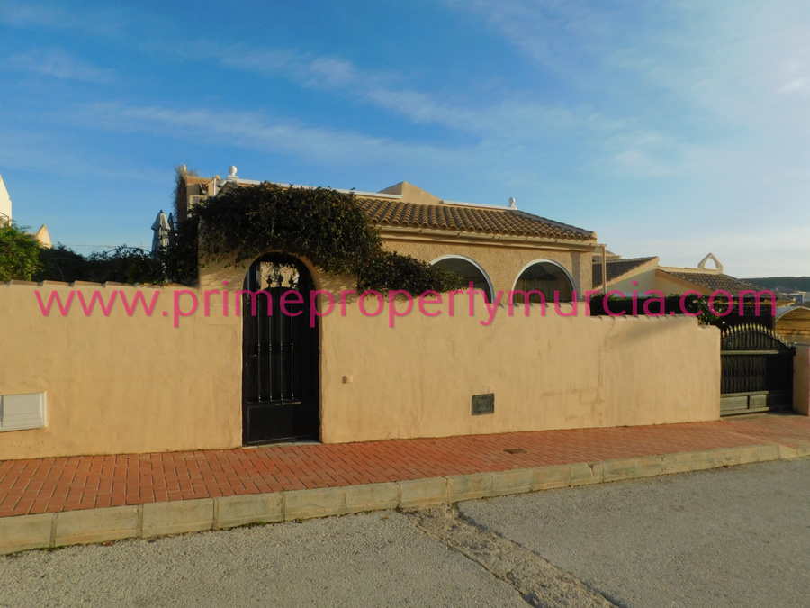 3 Bedroom Detached Villa Mazarron