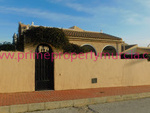 1775: Detached Villa for sale in Mazarron