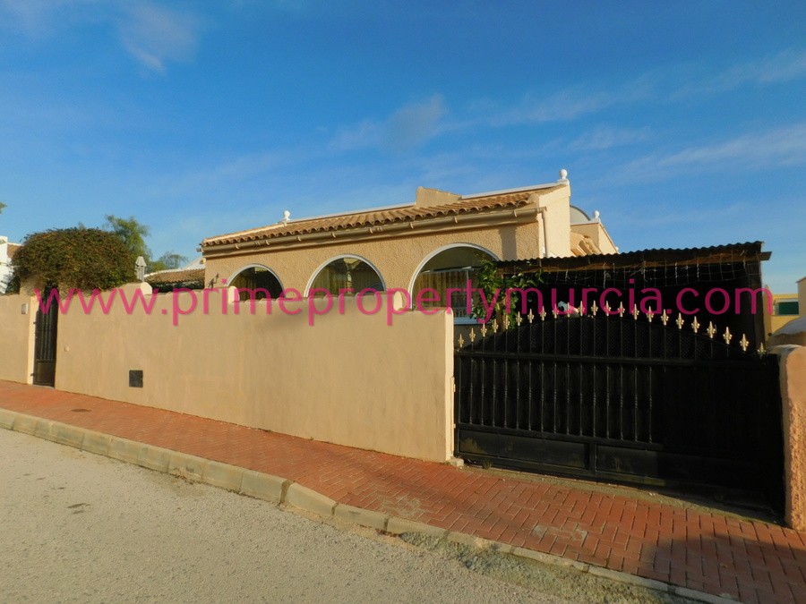Detached Villa For sale Mazarron