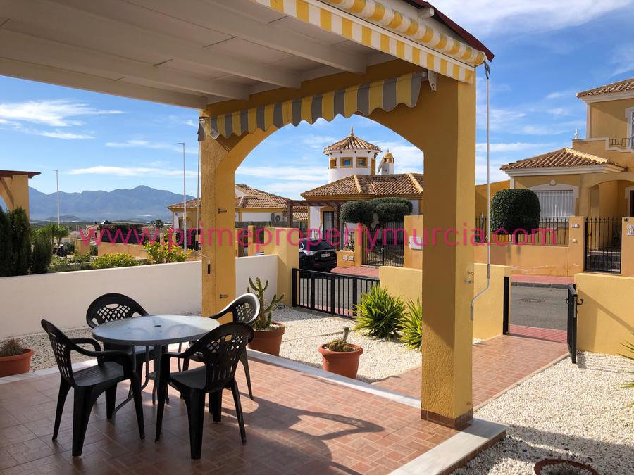 Murcia Semi Detached Villa Mazarron Country Club