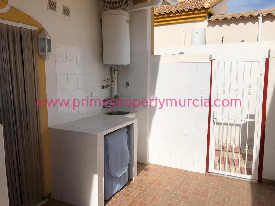 Semi Detached Villa Mazarron Country Club Murcia