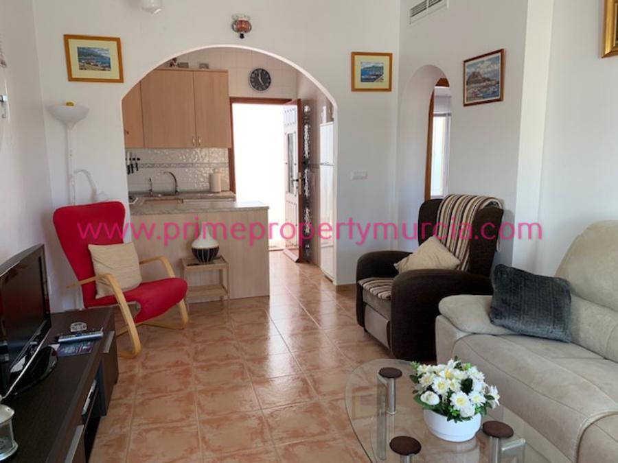 Mazarron Country Club Murcia Semi Detached Villa 84995 €
