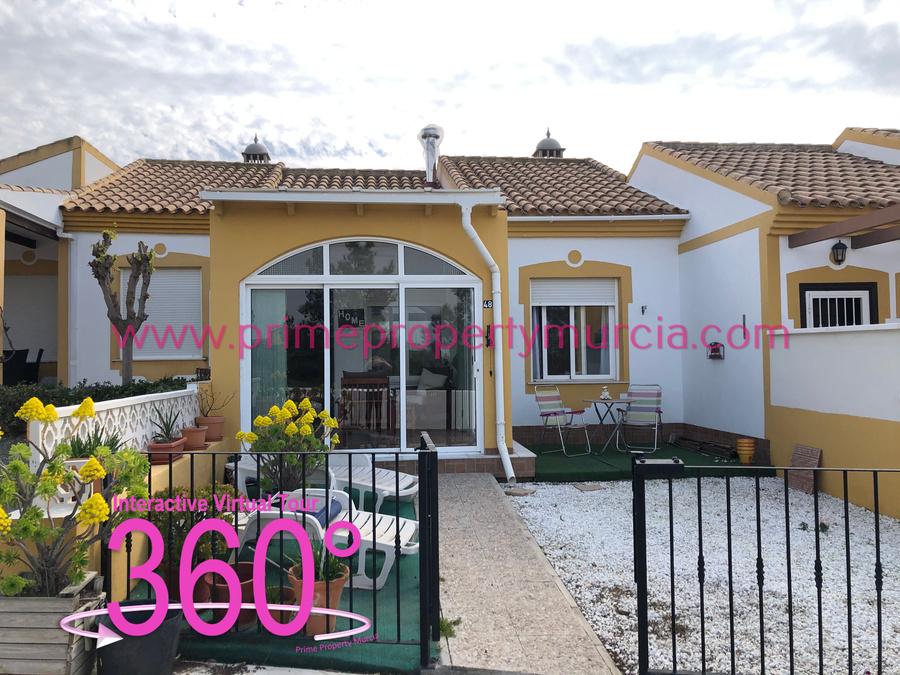 Villa For sale Mazarron Country Club